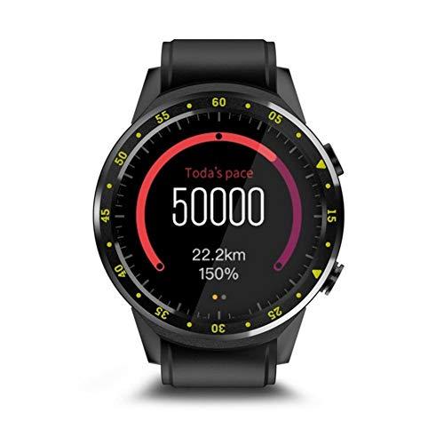 SZPZC Outdoor Sport Smart Watch Mit GPS Kamera Bluetooth SIM Karte Armband Für Männer Frauen Geschenk Pulsmesser,