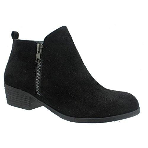 Boots Synthetic Zoey 1 Pierre Black Dumas Women's qF7w47