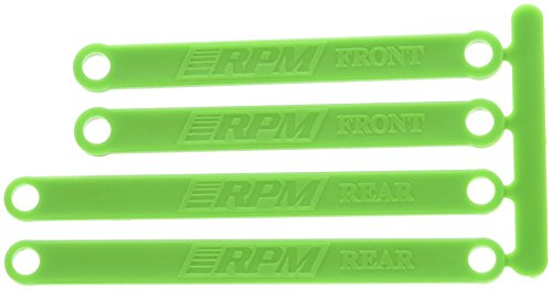 RPM Heavy Duty Camber Links, Green ()