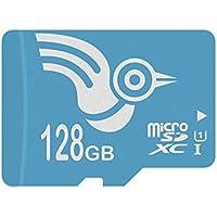 ADROITLARK Micro SD Card 128GB 90MB/s High Speed Class10 with Adapter(U1-128GB)