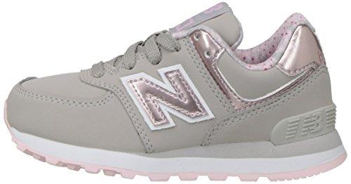 574 New Sneaker Balance 0 Bimbi Grey Unisex 24 4vwPvqU5x