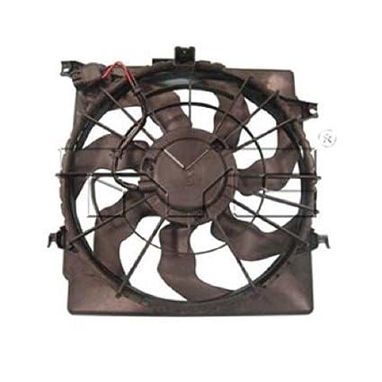Kia 25380-3E930 Engine Cooling Fan Assembly