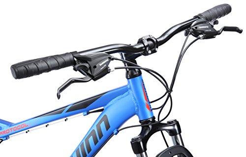 Schwinn Men's Protocol 2.7 Mountain Bike, 27.5'' Wheels, 17'' Frame Size, Matte Blue by Schwinn (Image #2)