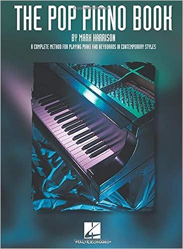 contemporary pop ballads easy piano