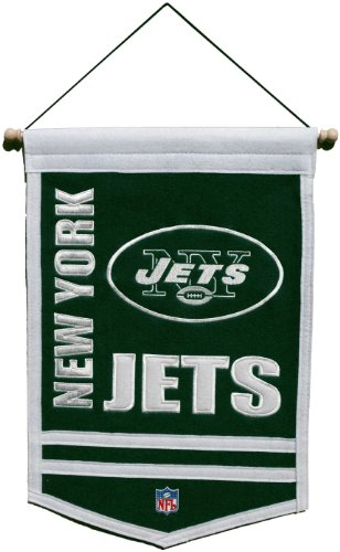 (New York Jets Traditions Banner)