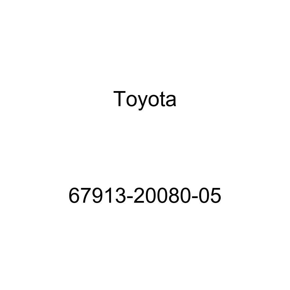 TOYOTA 67913-20080-05 Door Scuff Plate