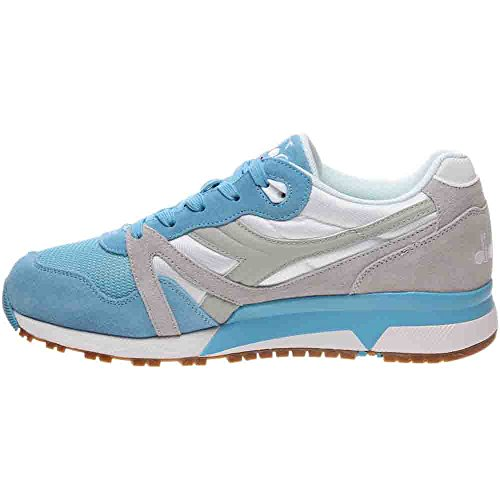 Diadora N9000 Men Round Toe Synthetic Blue Sneakers Blue Grotto/Lunar Rock pay with paypal for sale pictures online store fE8ZcxJ