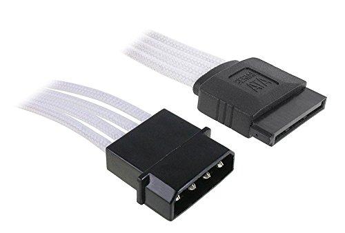 4 opinioni per BitFenix Molex- SATA Power, Adattatore 45 cm