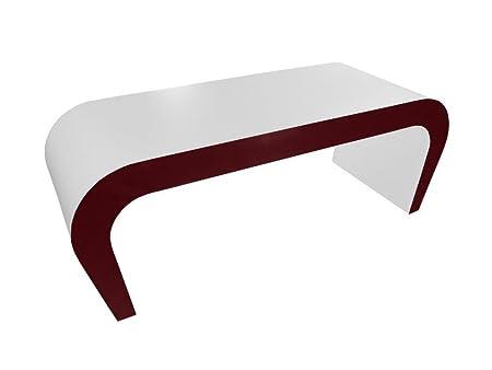 Zespoke Design Diseño Artesanal Retro Café Cuña Soporte de Mesa/TV ...