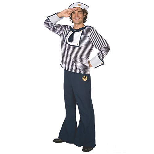 Morph Sailor Mens, Large -