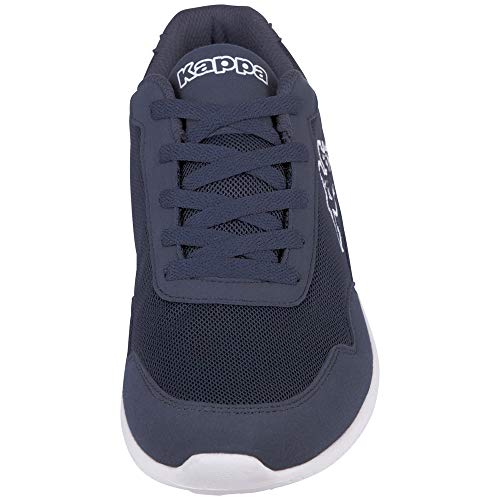 Sneaker navy Unisex 6710 Adulto Follow Kappa white Blu 8qzCnw