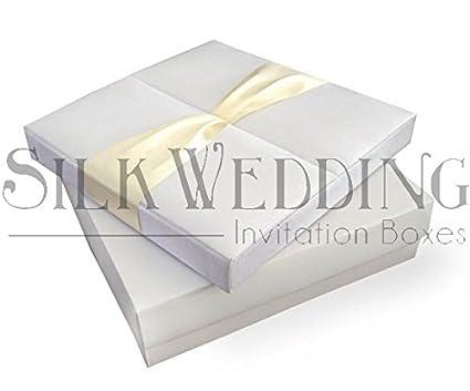 Amazon DIY Silk Wedding Invitation Box Office Products