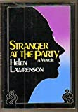 Stranger at the Party, Helen Lawrenson, 0394489004