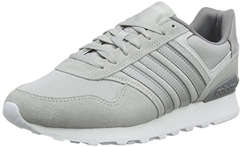 adidas Grey F17 F17 10k F17 Two Grey Herren Two Grey Three Grau Fitnessschuhe gvgpxnATqr