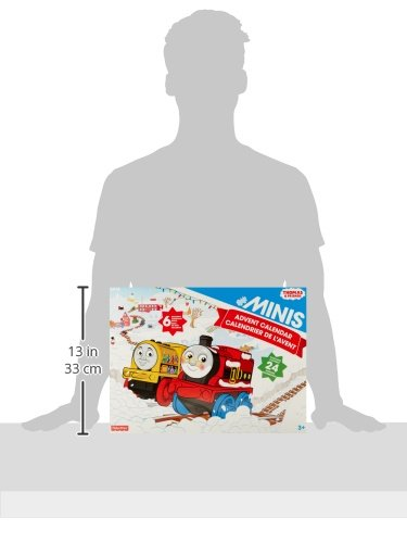 Thomas & Friends Fisher-Price MINIS, Advent Calendar by Thomas & Friends (Image #10)