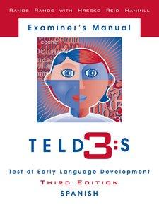 Sammons Preston TELD-3:S Picture book