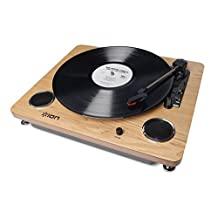 Ion Audio Archive LP Digital Conversion Turntable with Built-In Stereo Speakers by ION Audio