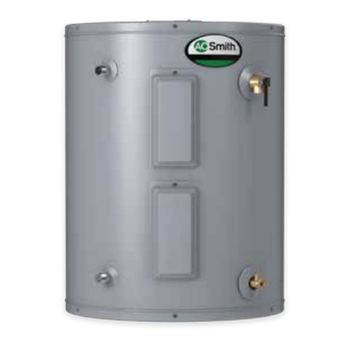 A.O. Smith ENJ-30 ProMax Lowboy Specialty 2 Electric Water Heater, 28 gal
