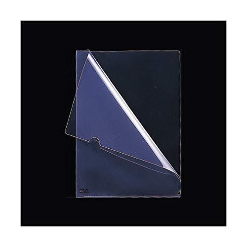 (まとめ)リヒトラブ カラークリヤーホルダー B4クリスタル F-78B-25 1セット(5枚) 【×10セット】 生活用品 インテリア 雑貨 文具 オフィス用品 ファイル バインダー クリアケース クリアファイル 14067381 [並行輸入品] B07L36WT4C
