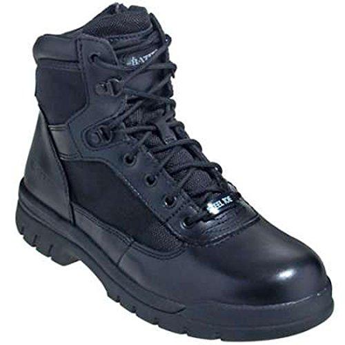 Bates 2326 Men's 6 Inch Steel Toe Side Zip Boot 7 3E US