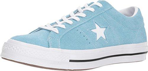 - Converse One Star OX Mens Fashion-Sneakers 161575C_9.5 - Shoreline Blue