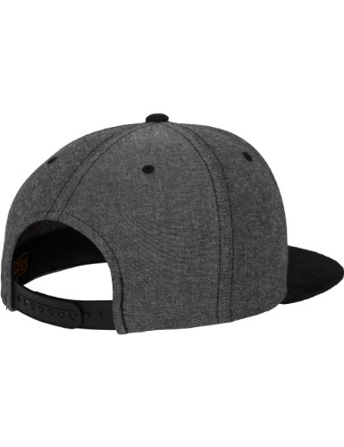 size talla suede náutica color Mütze Chambray Flexfit DE multicolor One Snapback de Gorra 8gPwTH