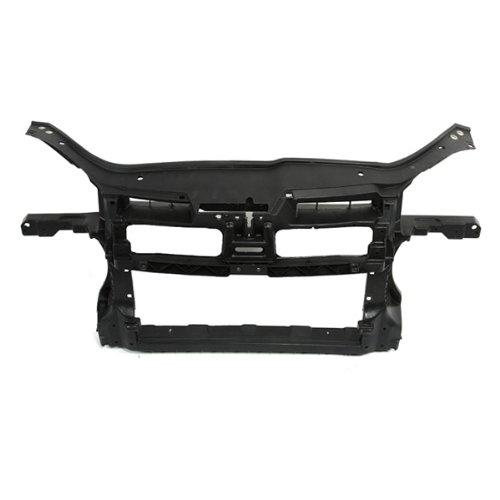 CarPartsDepot 5-cyl 2.5L Radiator Support Core Assembly Black, 417-45555 VW1225128 1K0805588F