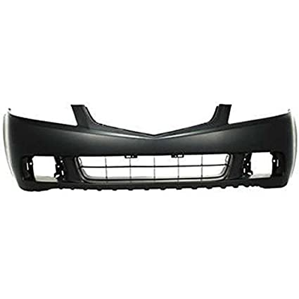 Amazoncom OE Replacement Acura TSX Front Bumper Cover Partslink - Acura tsx bumper