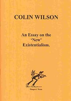 Colin wilson essays