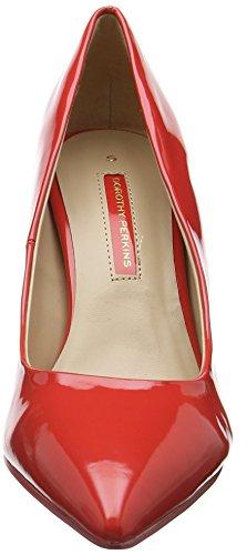 Escarpins Red Dorothy Perkins Femme Rouge Bout Electra 10 Fermé BAwgZq