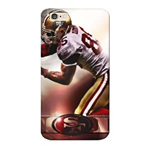 Blackducks GNlnIM-3379-jYHBk Case Cover Iphone 6 Protective Case Nfl Vernon Davis Nfl Superstar( Best Gift For Friends)