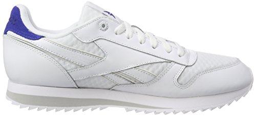 Dark whiteexcellent Blanc Reebok De Cassé Cm9667 Royalsteel Gymnastique Homme Chaussures Redteam fz6HR