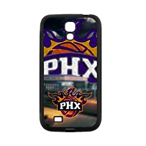 Samsung Galaxy S4 i9500 TPU Case with Phoenix Suns Team Logo-by Allthingsbasketball