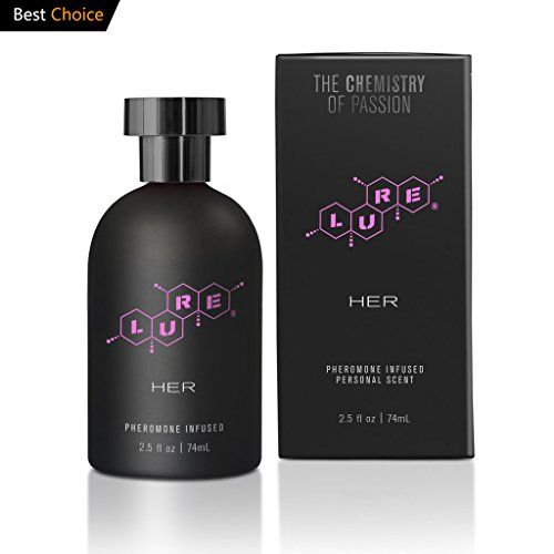 Lure Black Label Pheromone Infused Personal Scent 2.5 fl oz