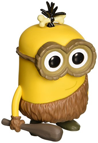 Funko POP Movies: Minions Figure, Cro-Minion
