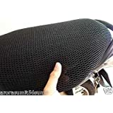 Bigzoom 3D Mesh Bike/Scooty Seat cover For -Honda Activa 3G
