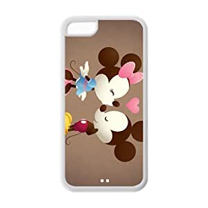 Cartoon Series, Mickey Mouse iphone 5c Cover, Personalized iphone 5c Case, Protection Shell For iphone 5c