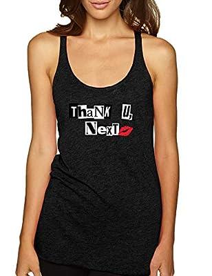 Allntrends Women's Tank Top Thank U Next Cool Stuff Trending Tops