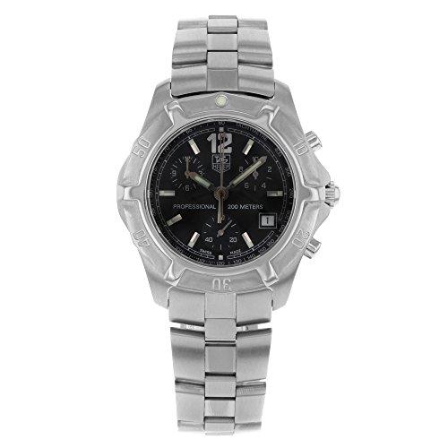 TAG Heuer Professional 2000 Exclusive CN1110.BA0337 Steel Quartz Men's Watch (Certified Pre-owned)