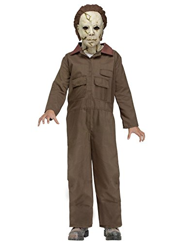 Halloween: Michael Myers Kids (Childs Boiler Suit)