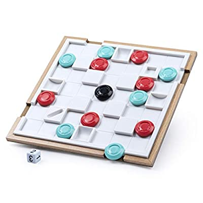 Marbles Tipsy, Strategic & Challenging 3D Gravity Game for 2 Players, for Kids Aged 8 & Up: Toys & Games