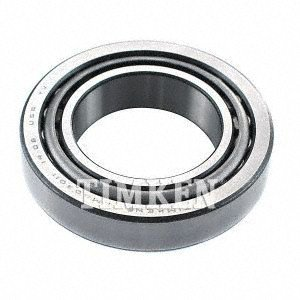 Timken SET37 Tapered Roller Bearing Cone and Cup Set, Steel, Inch, 1.7812