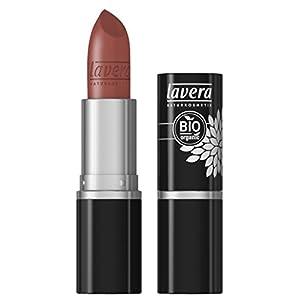 lavera rouge à lèvres – Beautiful Lips Colour Intense – Modern Camel 31 – rouge à lèvres classique – Cosmétiques naturels – Make up – Ingrédients végétaux bio – 100% Naturel Maquillage (4,5 g)