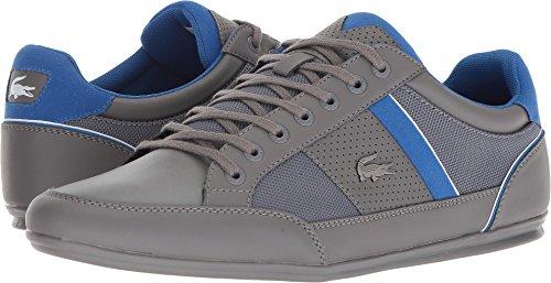 Sneaker Lacoste Mens Chaymon Grigio Scuro / Blu
