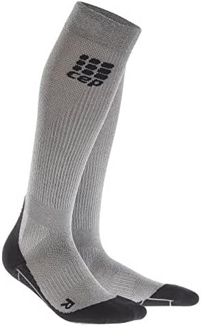 CEP Men's Progressive+ Compression Run Socks 2.0 for Running, Cross Training, Fitness, Calf Injuries, Shin Splits, Recovery, and Athletics, 20-30mmHg Compression