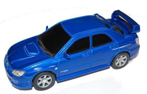 Tomy CAUL ER Subaru Impreza WRX STI 2006 R/C Car 1:38