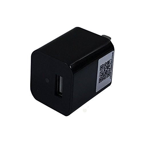 Spygear-Wifi Spy Camera Usb Wall Charger Hidden Camera -8480