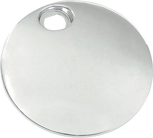 HardDrive 301060 Chrome Fuel Tank Console Door