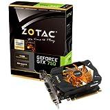 ZOTAC GeForce GTX 750 1GB グラフィックスボード 日本正規代理店品 VD5282 ZTGTX750-1GD5R01