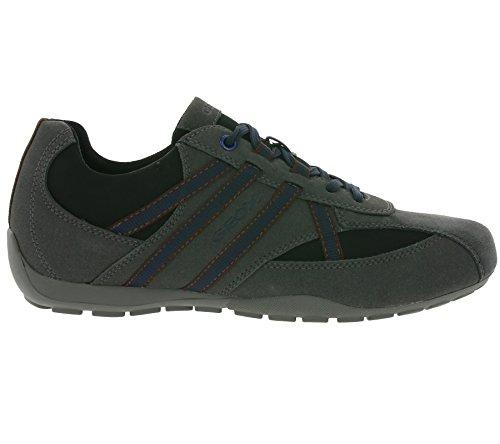 Geox Chaussures De Grau U743fb Herren anthracite Ravex Sport CvWCr